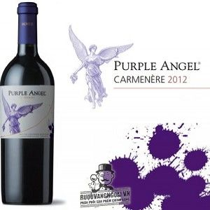 Rượu vang Montes Purple Angel