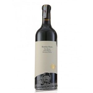 Vang Úc HENTLEY FARM THE BEAST SHIRAZ