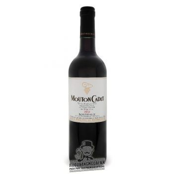 Vang Pháp Baron Philippe de Rothschild Mouton Cadet Red 3.0 Bordeaux